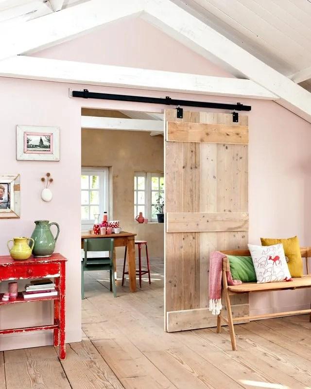 Maison bois  des intrieurs en bois chaleureux et originaux  Ct Maison