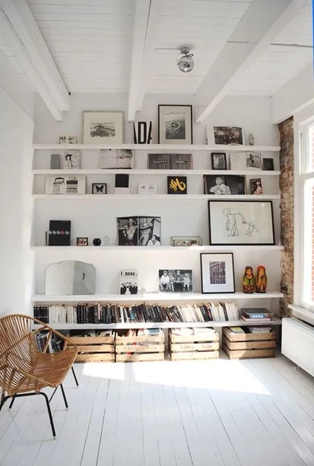 10 inspirations pour se creer un coin lecture dans son salon