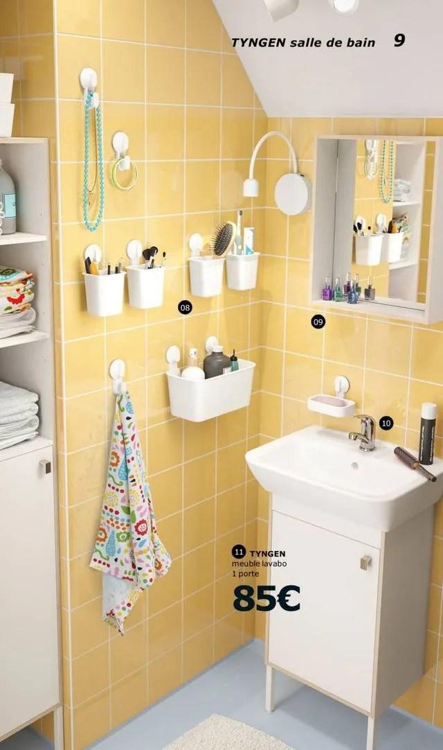 salle de bains ikea le nouveau