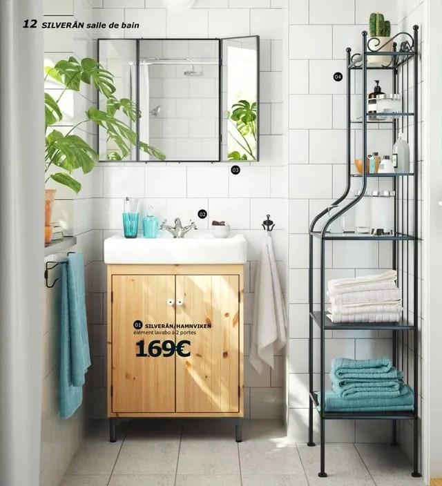 Miroir triptyque salle de bain ikea - Ikea salle de bain miroir ...