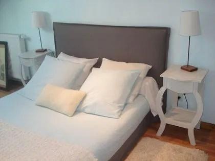 agrandir une tete de lit en tissu modulable