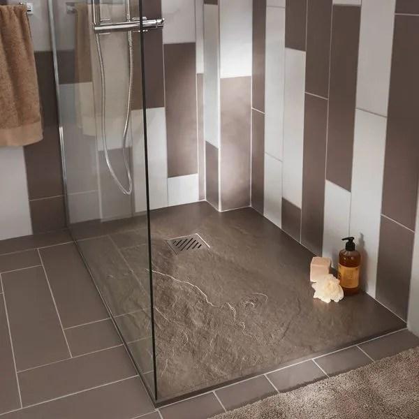 agrandir une douche a l italienne a vos dimensions