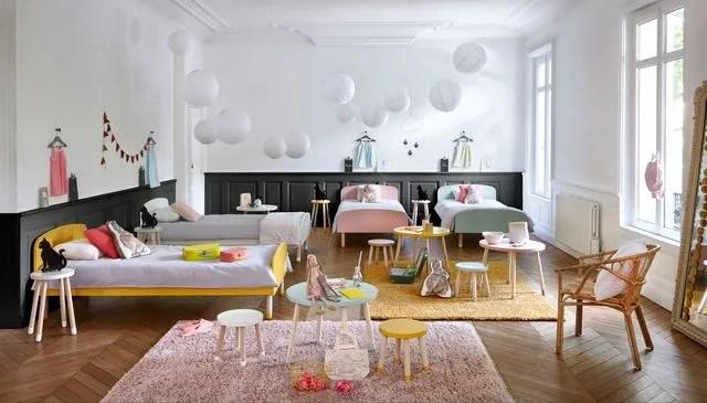 chambre d enfant quelle couleur