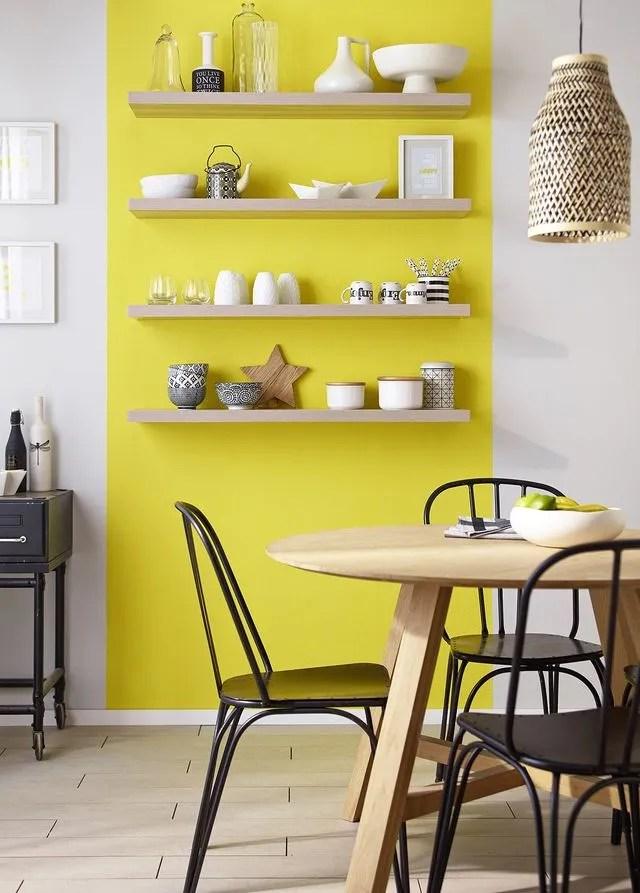 peinture cuisine moderne 10 couleurs