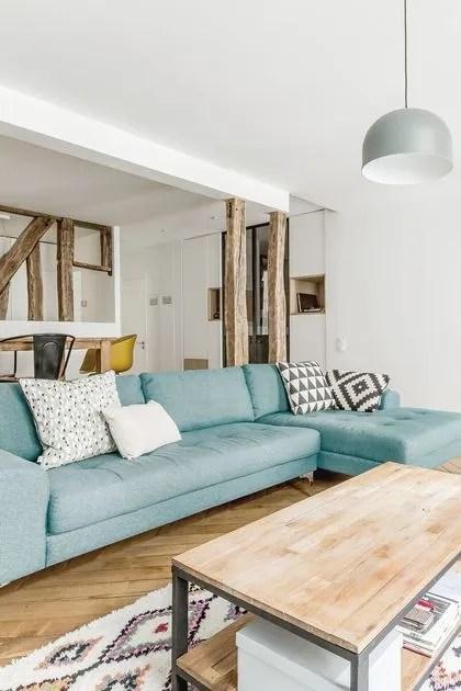 Dco salon moderne  30 photos dinspiration  Ct Maison