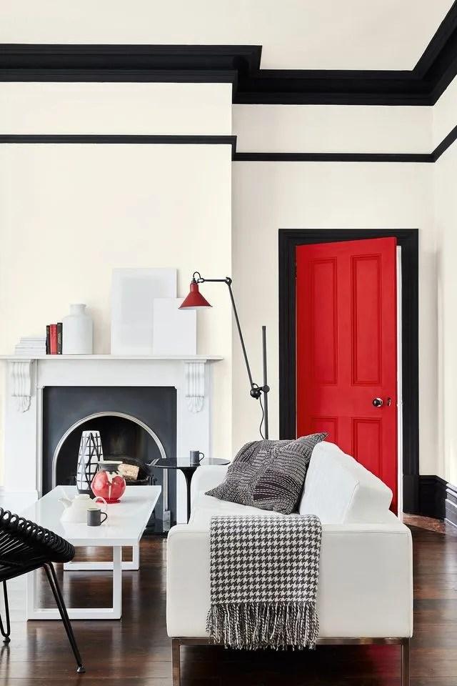 Couleur salon moderne  quelle couleur choisir  Ct Maison