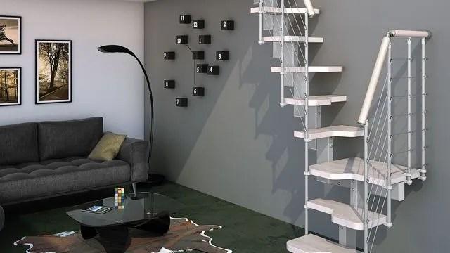 Escalier Trois Solutions Moindre Place Ct Maison