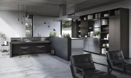 agrandir la nature entre dans cette cuisine design