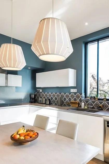 cuisines blanches design