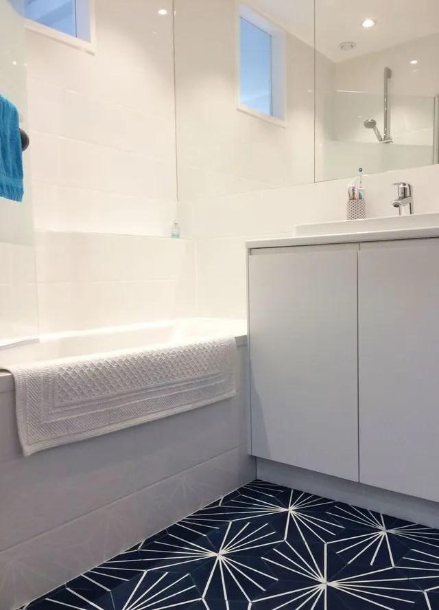 decorer une petite salle de bains