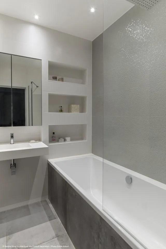 Rangement salle de bain bien pens par les pro  Ct Maison