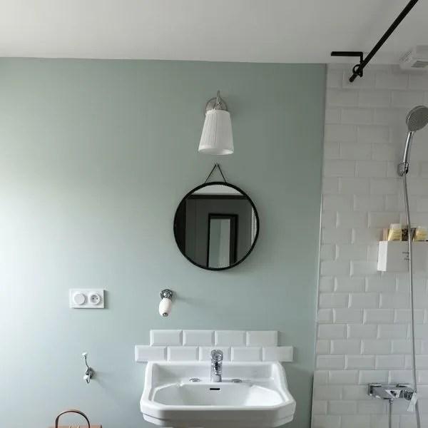 salle de bain deco vintage et retro