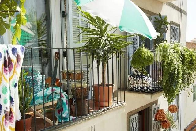 Parasol voile dombrage  des modles dco pour lextrieur  Ct Maison