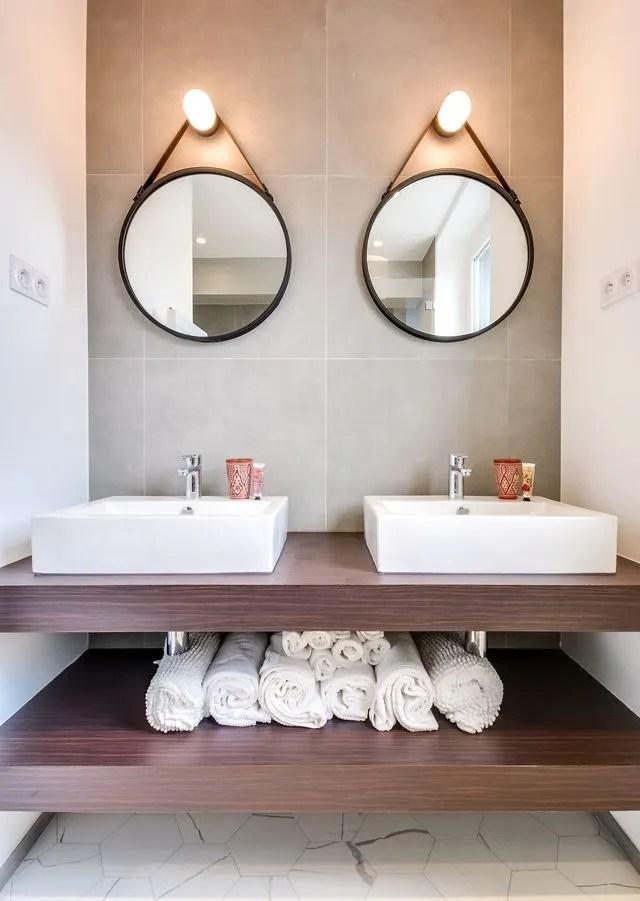 miroir salle de bains inspiration