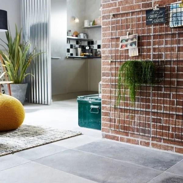 Carrelages Mur Et Sol Pour Creer L Ambiance Cote Maison