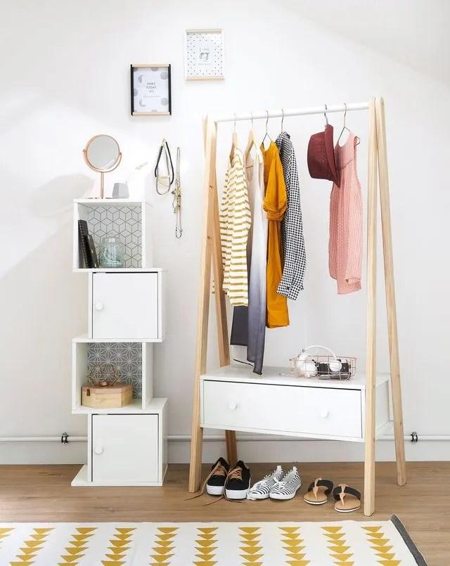 Meuble pas cher pour studio  nos 10 meubles gain de place prfrs  Ct Maison