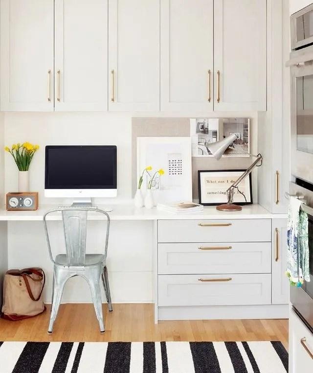 Amnager un coin bureau dans un studio un appartement ou une petite maison  Ct Maison