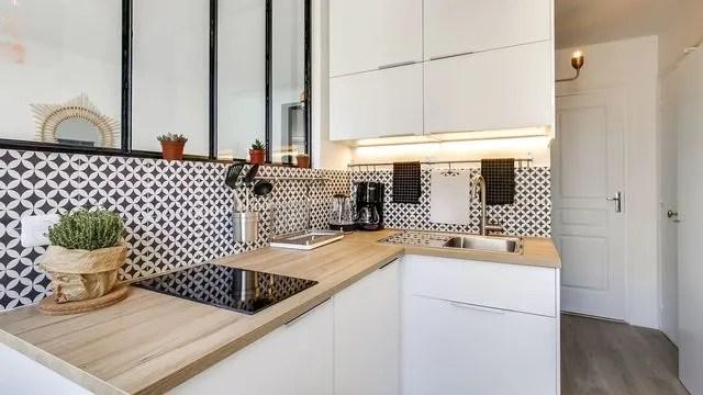 aménager une cuisine pas cher