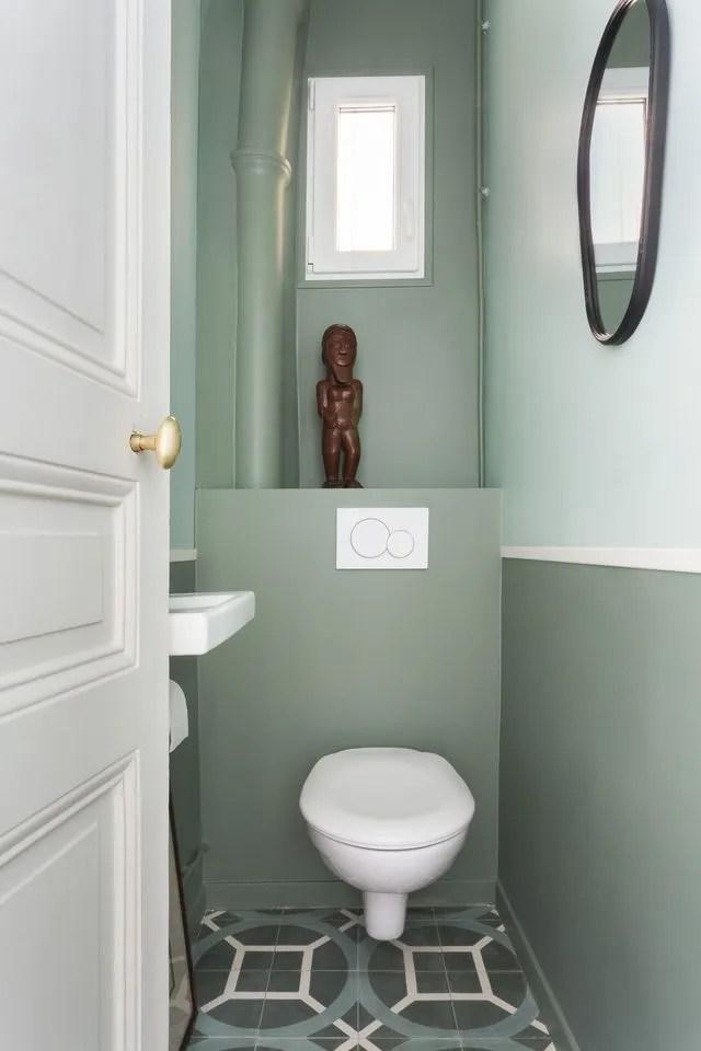 Dco Toilettes Avant Aprs De Pro Pour Refaire Ses WC