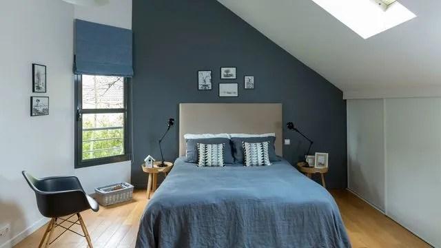 5 idees deco a retenir de cette chambre bleutee