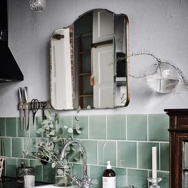 Miroir Vintage A Chiner Cote Maison