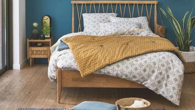 linge de lit inspire pour se sentir bien dans la chambre
