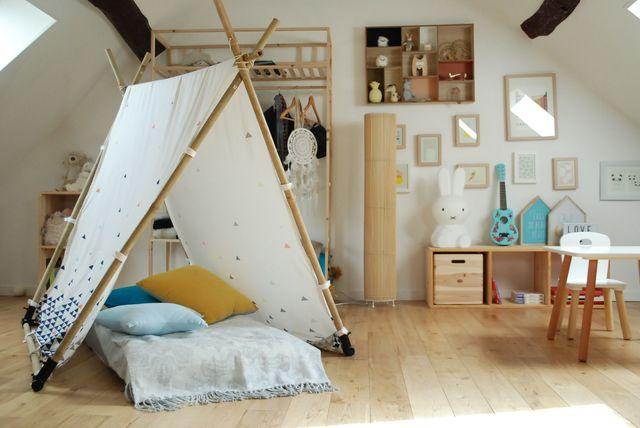 Mthode Montessori  amnager une chambre selon cette pdagogie  Ct Maison