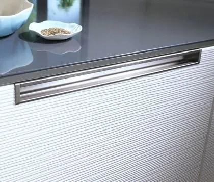 de cuisine boutons de meubles design