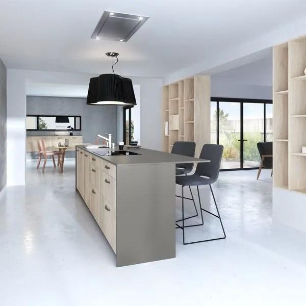 cuisine bois moderne 20 modeles