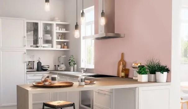 Peinture cuisine tendance 2018  Ct Maison evamebelinfo
