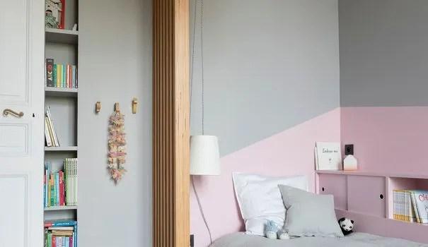 Peinture Chambre Fille Garcon Ado Bebe Quelle Couleur Cote Maison