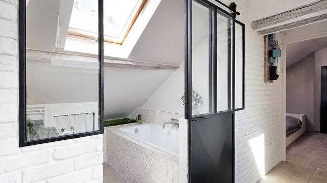 salle de bain sous combles 5 exemples