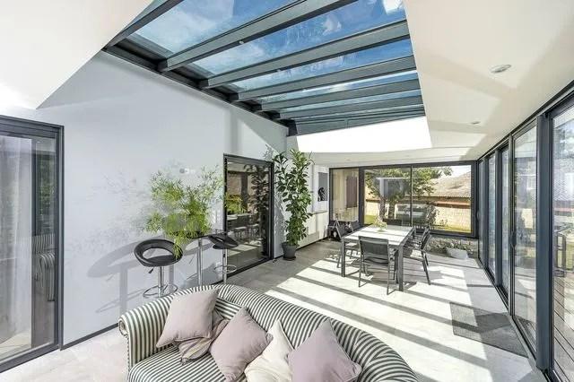 quelle toiture pour ma veranda cote