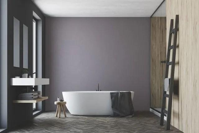 peinture salle de bain les couleurs