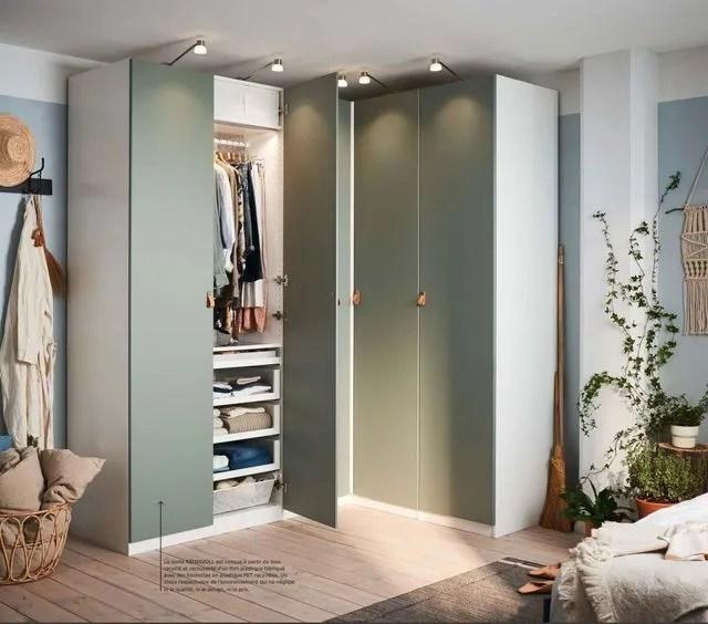 Catalogue Armoires Et Dressings Ikea 2019 Rangements Pratiques Cote Maison