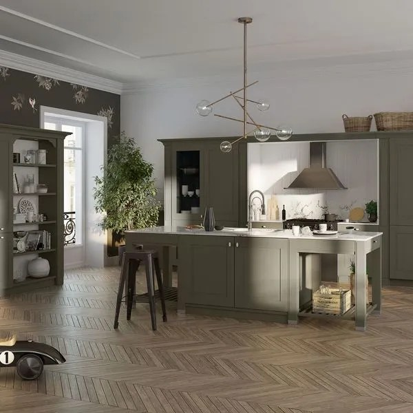 Cuisine ouverte sur salon ou salle  manger  20 exemples  copier  Ct Maison