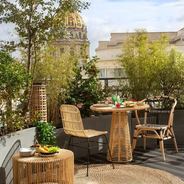 meuble petite terrasse balcon