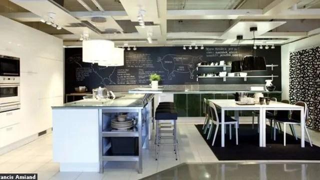 cuisine ikea installation