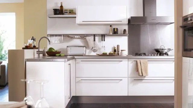 plans de cuisines ouvertes