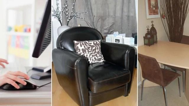 je revends mes meubles sur internet et