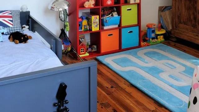 Quel Sol Pour Une Chambre D Enfant Parquet Moquette Lino Vinyle Cote Maison