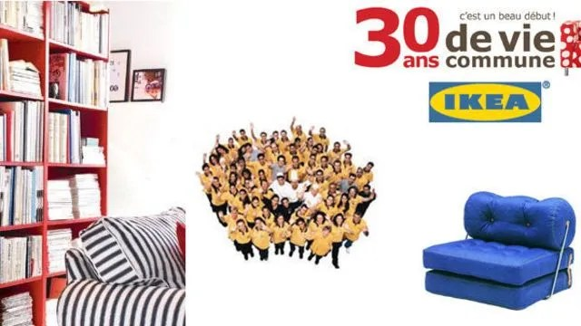 Ikea A 30 Ans Sa Folle Histoire En France Avec 30 Chiffres