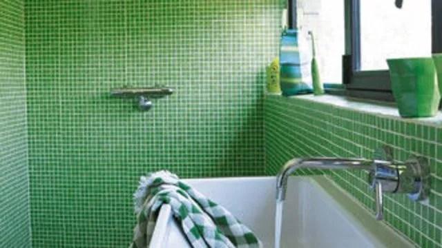carrelage salle de bains mosaique