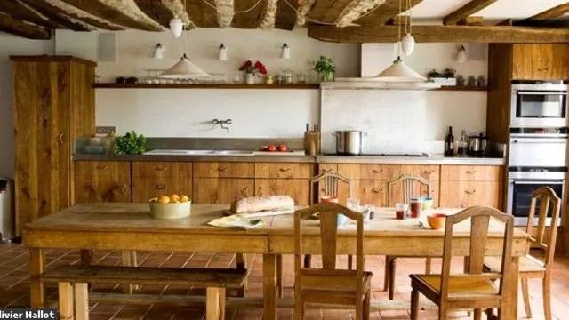 Esprit Maison De Campagne Pour Ma Cuisine Ct Maison