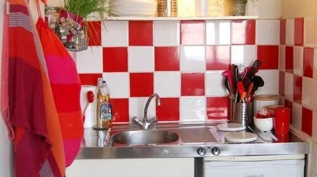 cuisine équipée pour petite surface