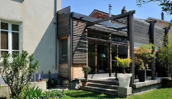 une extension de 50m2 pour une maison