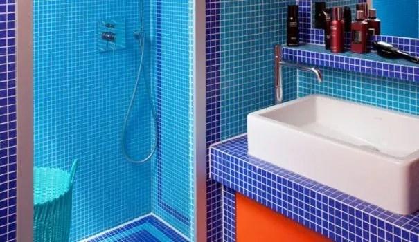 bleu salle de bains 11 belles photos