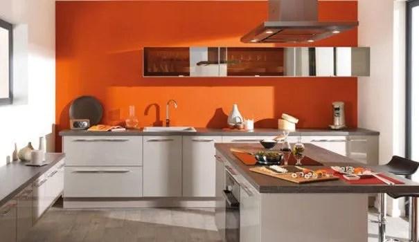 Cuisine actuelle  cuisine couleur cuisine bonheur   Ct Maison