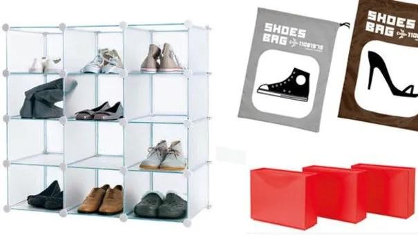 20 rangements a chaussures pour des