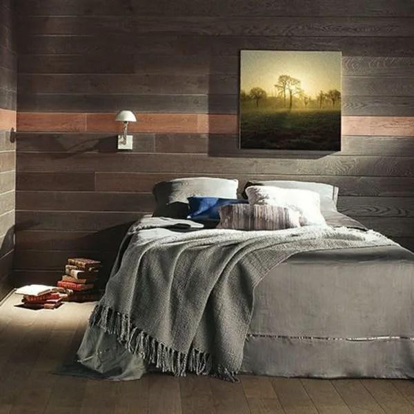Lambris Chambre – Belles Idées de Design de Maison